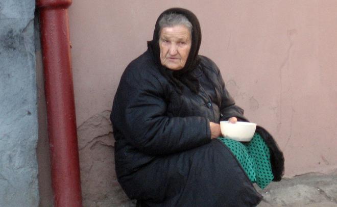 В Российской Федерации в 2016г 13.5% населения находилось зачертой бедности