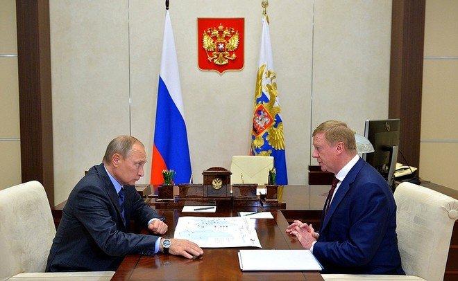 Путин приостановил  приватизациюУК «Роснано» понастоянию ФСБ