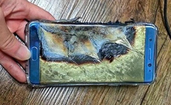 Млн. телефонов Самсунг Galaxy признали потенциальными убийцами