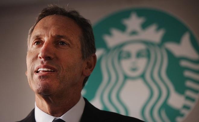 Руководитель Starbucks Говард Шульц уйдет вотставку