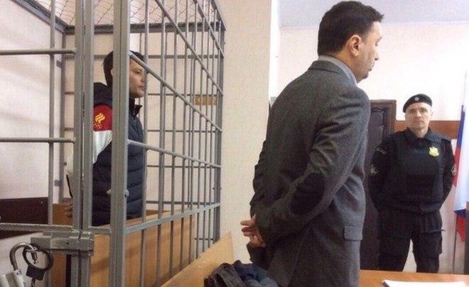 Суд освободил из-под домашнего ареста одного изфигурантов дела Татфондбанка