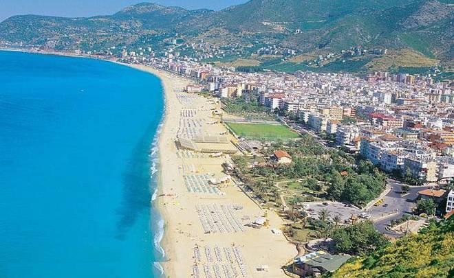 Синоптики Турции зафиксировали в Анталье абсолютный температурный рекорд в +45,4°С