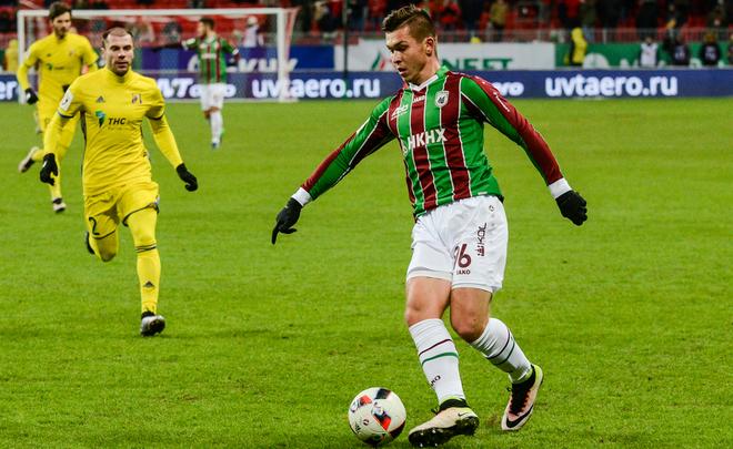 «Томь» и«Рубин» сыграли вничью вматче чемпионата Российской Федерации пофутболу