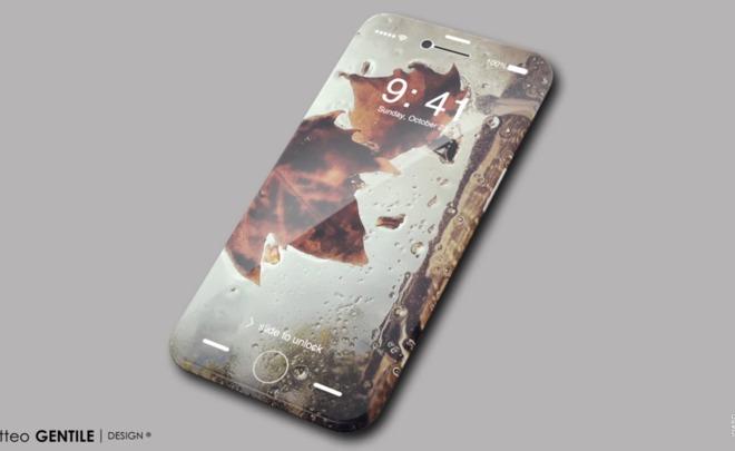 СМИ iPhone 8 лишится рамки и получит новую беспроводную зарядку