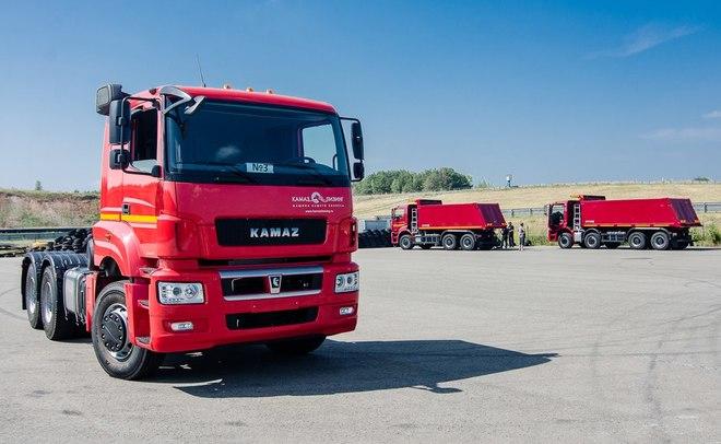 «КамАЗ» пока неготов внедрять систему безопасности ADAS всвои фургоны