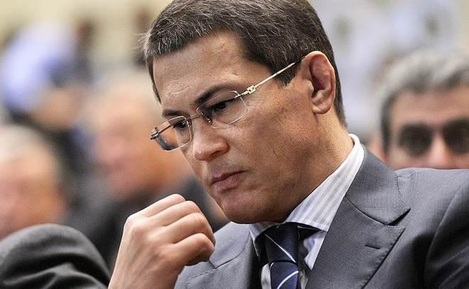 Главой Красногорска избран Радий Хабиров