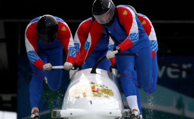 Президиум Федерации бобслея РФ порекомендовал спортсменам ехать наОИ