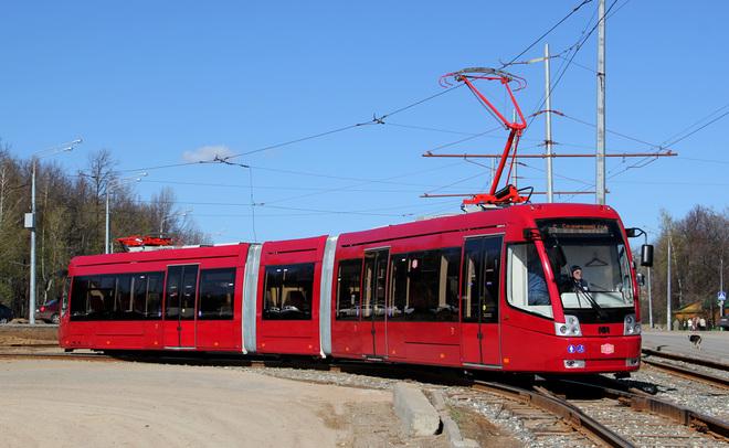 ВКазани женщина угодила под трамвай, засмотревшись на дисплей телефона