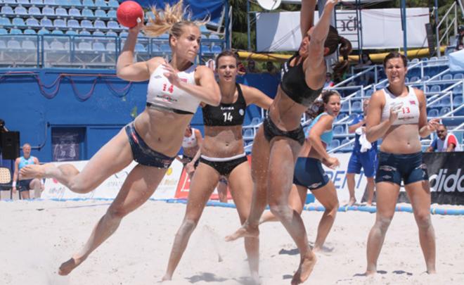 Проведение чемпионата мира попляжному гандболу вКазани одобрено Межведомственной комиссией