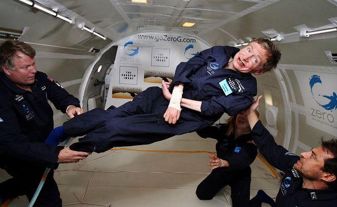 Стивен Хокинг поведал опланах отправиться вкосмос