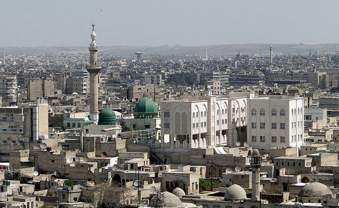 ВСирии вовремя обстрела умер русский военный советник