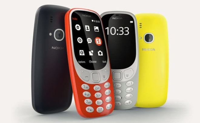 Ретейлеры заявили об ажиотажном спросе на Nokia 3310 в России