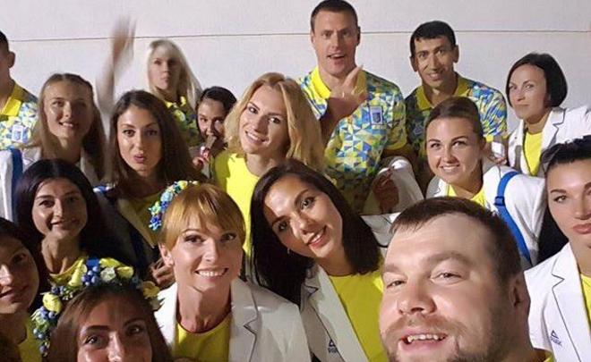 Рио-2016: сборная Украины на28-м месте вобщем медальном зачете