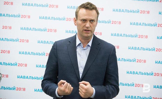 Навального предупредили о вероятной замене условного срока реальным