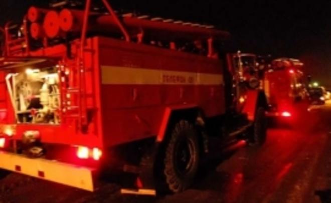ВКваркенском районе впроцессе пожара погибли 4 человека
