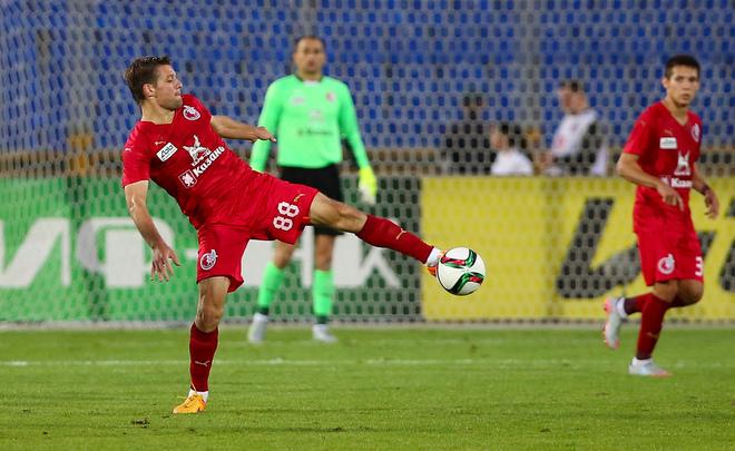 «Рубин» назвал стартовый состав наматч с«Ростовом»