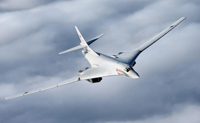 СМИ самолет Ту-160 М2 казанской сборки совершит тестовый полет в феврале 2018 года