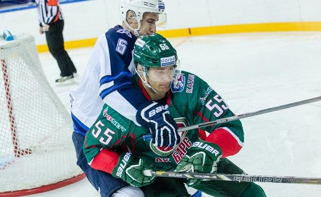 Два игрока «АкБарса» попали всостав сборной Российской Федерации наматчи Еврочелленджа