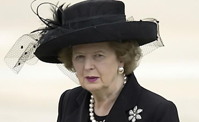 Встолице Англии выставлена на реализацию квартира Маргарет Тэтчэр