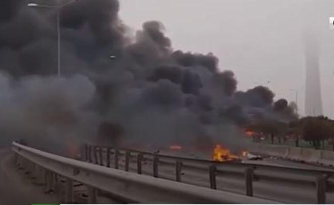 Навостоке Турции разбился полицейский вертолет