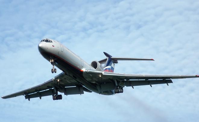 Специалисты создали компьютерную модель крушения Ту-154
