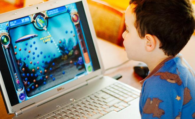 В Российской Федерации хотят ограничить продажи компьютерных игр идетских игрушек
