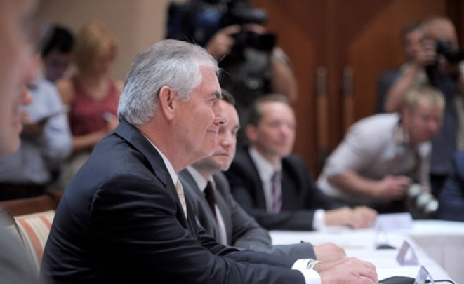 Тиллерсон: США следует усилить информационное вещание на Российскую Федерацию