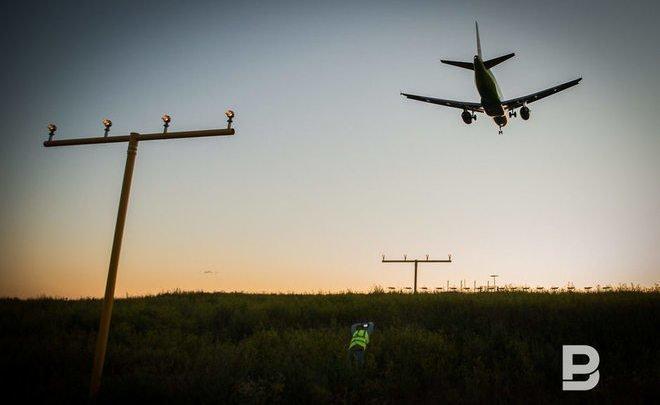 Вновогодние праздники пассажиропоток уфимского аэропорта вырос на30%