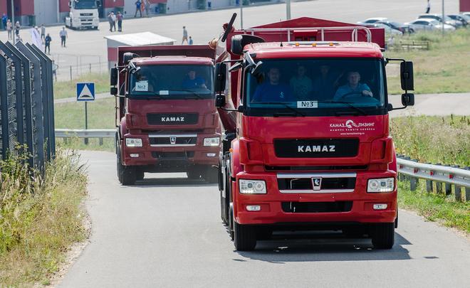 Прибыль «КамАЗа» увеличилась на28% заянварь-август