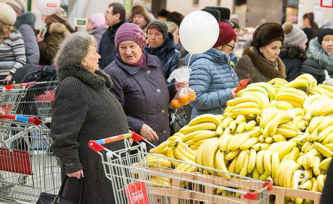 В 2016 потребительская инфляция сократилась втрое— ЦБ