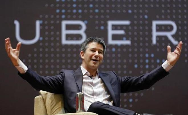Uber создаст летающее такси к 2020г