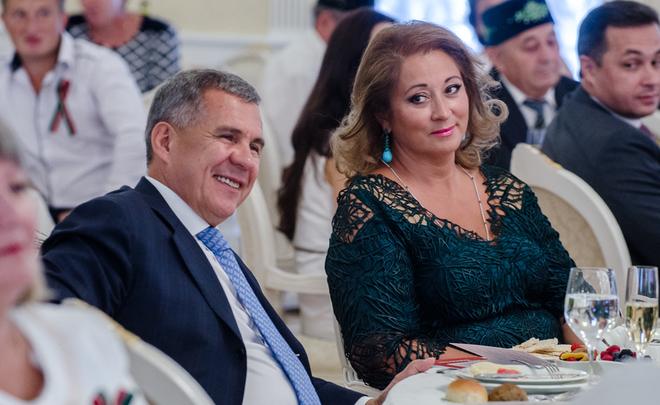 Рустам Минниханов заработал впредыдущем году 7,5 млн. руб.