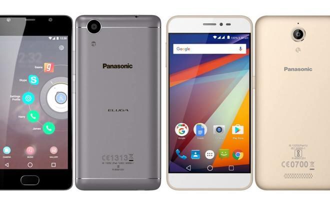 Panasonic выпустила мобильные телефоны P85 иEluga Ray