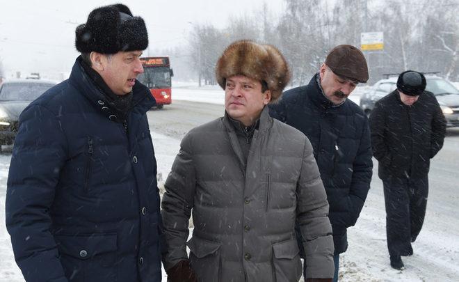 Впервые дни января сулиц Казани вывезли 20 тыс. тонн снега