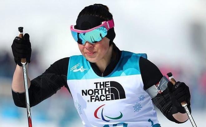 Лыжница из Татарстана Марта Зайнуллина выиграла бронзу в спринте на Паралимпиаде