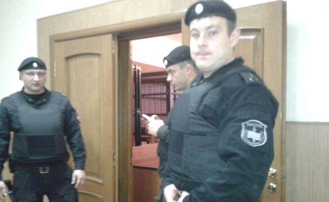 ВКазани напроцессе поделу «Чистопольского джамаата» обвиняемый попытался проглотить лезвие