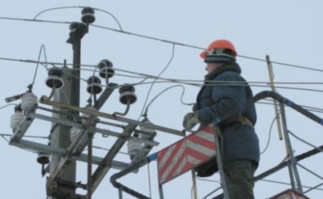 МЧС: Электроснабжение врайонах Татарстана восстановлено
