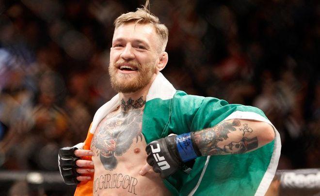 Чемпион UFC Мак Грегор вернется на ринг