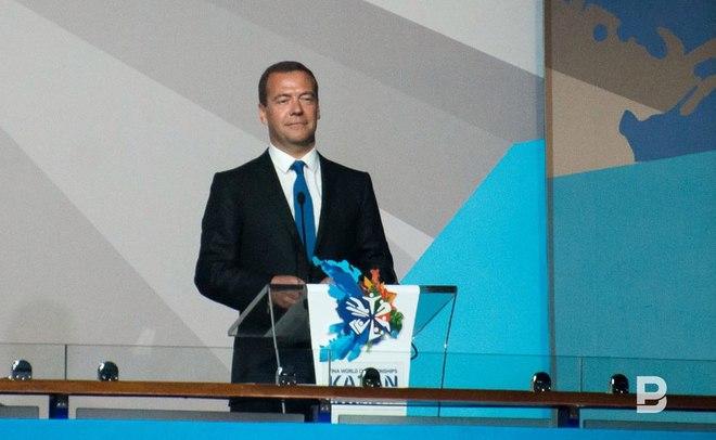 Медведев подписал распоряжение осоздании государственного парка вПоволжье