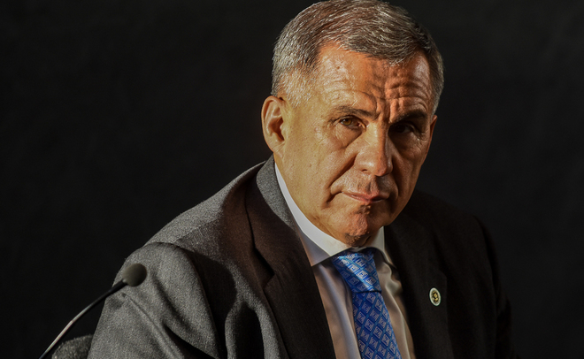 Обсуждалось несколько кандидатур надолжность премьера РТ— Мухаметшин