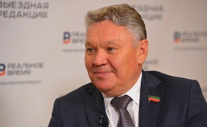 Минниханов сменил министра образования инауки Татарстана