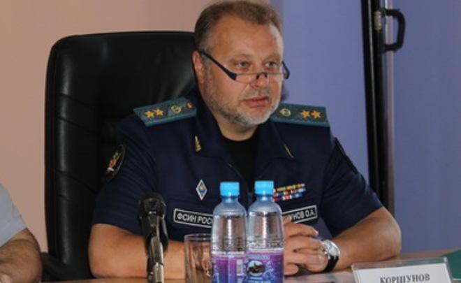 Басманный суд рассмотрит вопрос опродлении ареста прежнего  замглавы ФСИН