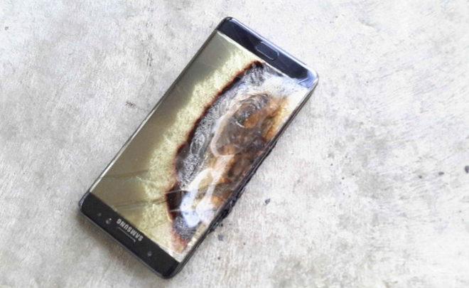 FAA может запретить авиакомпаниям США перевозить мобильные телефоны Самсунг Galaxy Note7