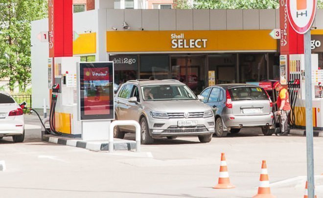 Россиянам предрекли увелечение стоимости  бензина до100 руб.  залитр