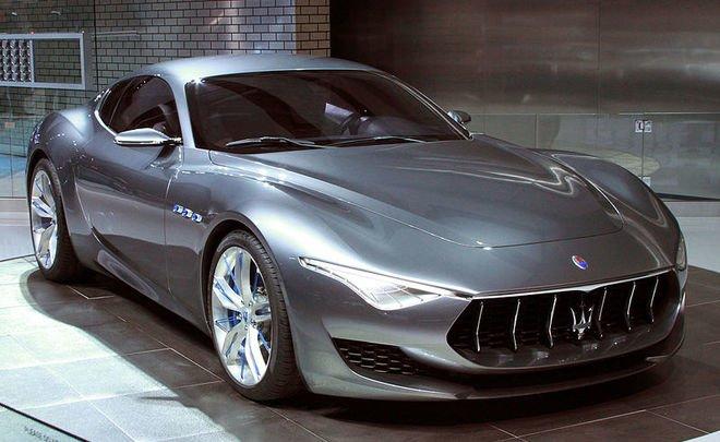 Производство модели Мазерати  Alfieri начнется в 2020г