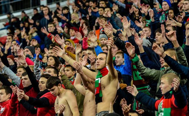 Мутко: Около 150 русских болельщиков несмогут посещать футбольные матчи