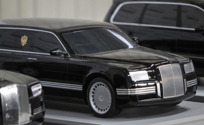 Руководство получит первую партию авто «Кортеж» в2015-м году