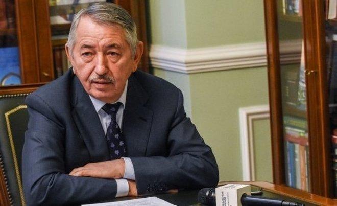 Фарид Мухаметшин заработал в прошлом году неменее 17,5 млн. руб.