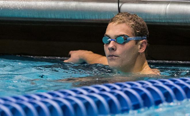 Русский пловец одержал победы на 2-х дистанциях этапа Кубка мира