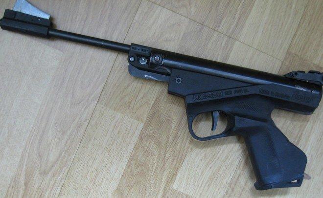 МинмолодежиРТ покупает для студентов 74 пневматических пистолета